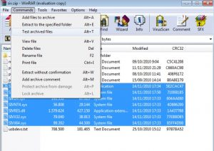 winrar for windows 10 pro