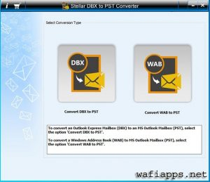 DBX to PST Converter Free Download