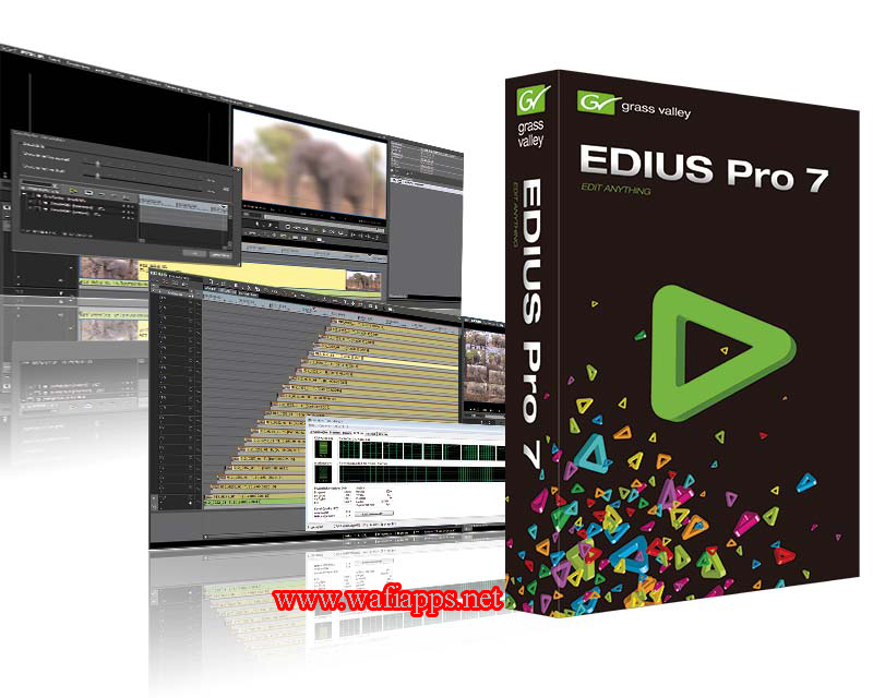 EDIUS 7.5 for PC  Free Download wafiapps (3)