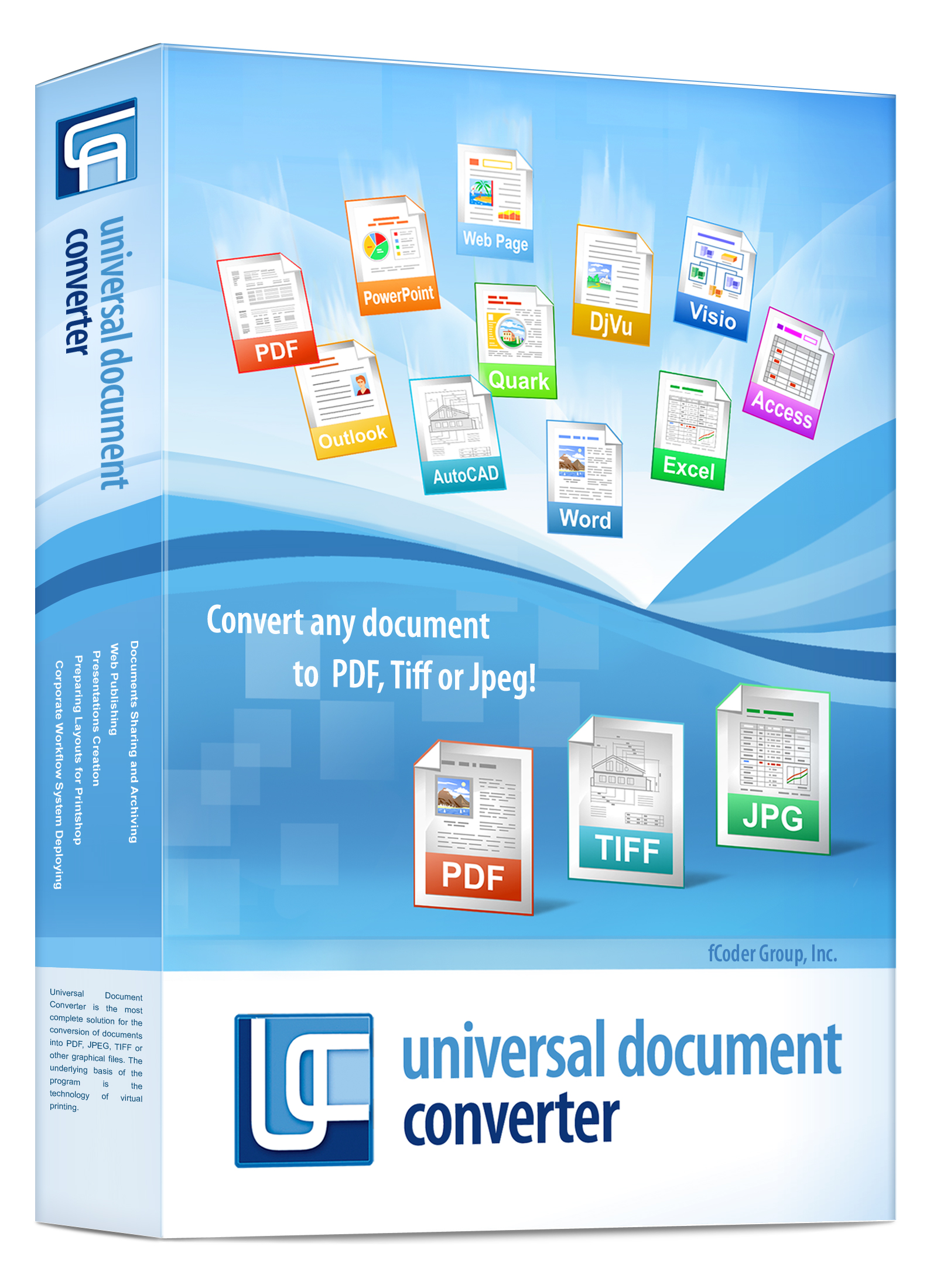 Universal Document converter wafiapps