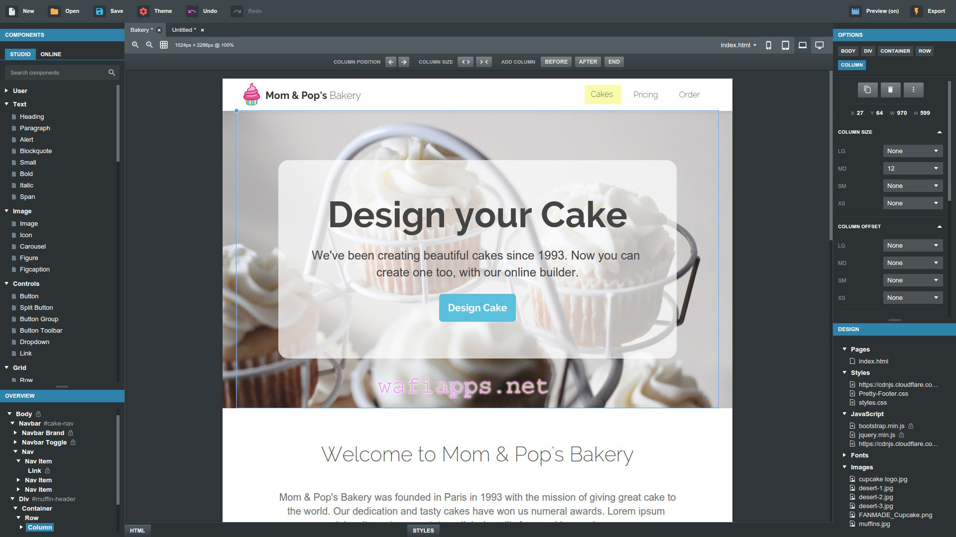 Bootstrap Studio 4  1  7 Pro Free Download – WafiApPs