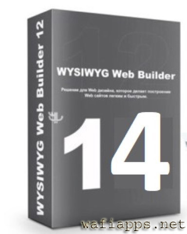 WYSIWYG Web Builder 14.0 Free Download