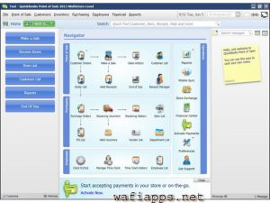 Quickbooks POS v11 2013 Multistore Free Download - Wafiapps
