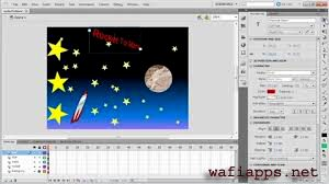 Adobe Flash CS3 Professional Free Download - Wafiapps - Download