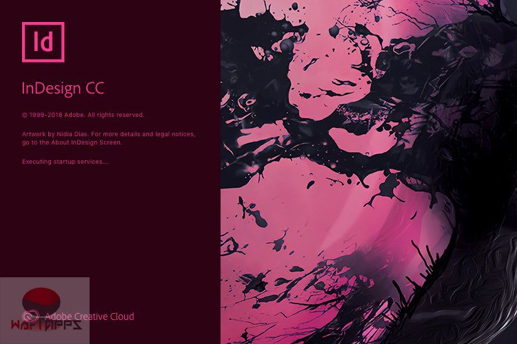 Adobe InDesign CC 2019 for Mac wafiapps