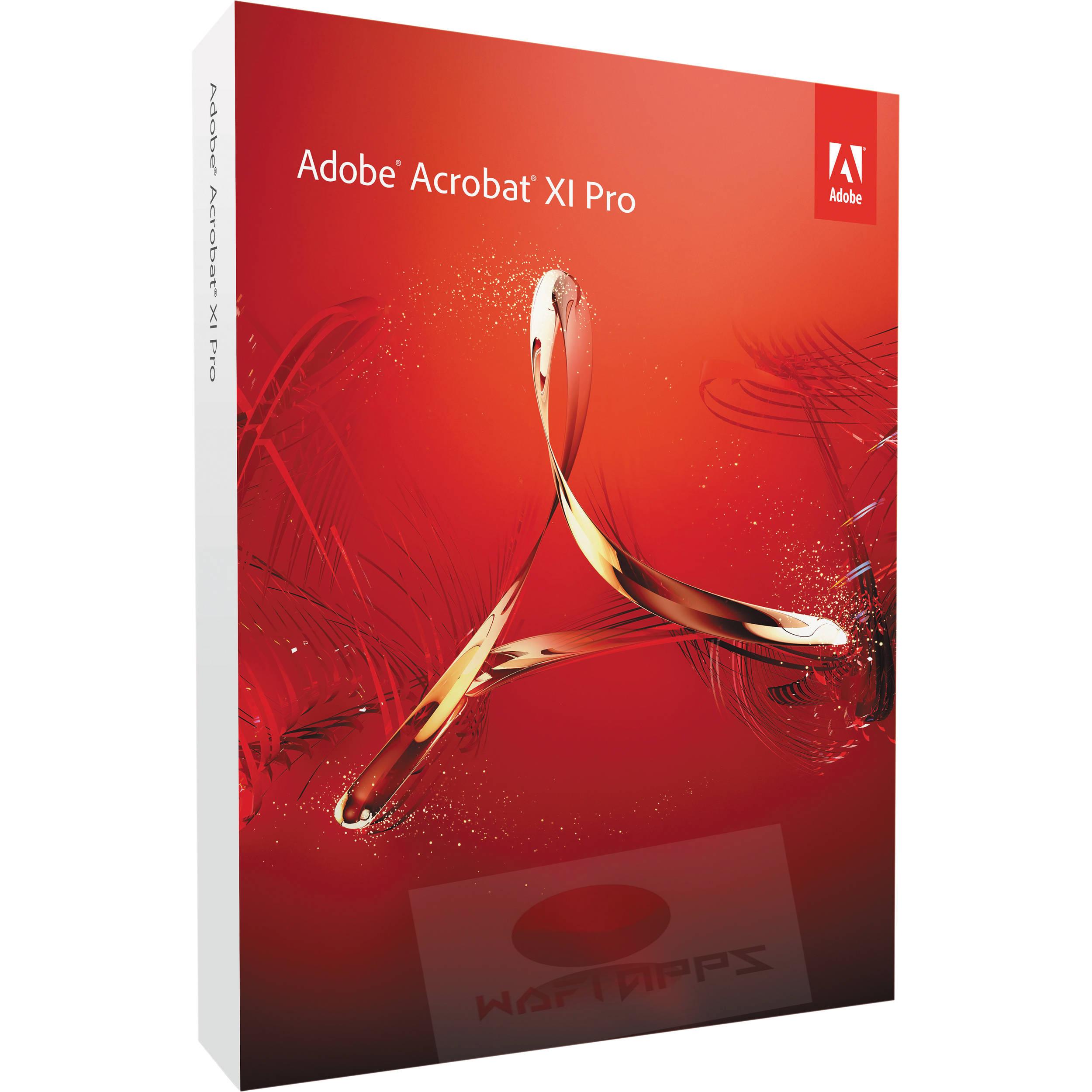 wafiapps.net-Adobe Acrobat XI Pro