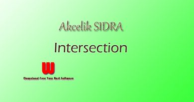 Awafiapps.net-kcelik SIDRA Intersection