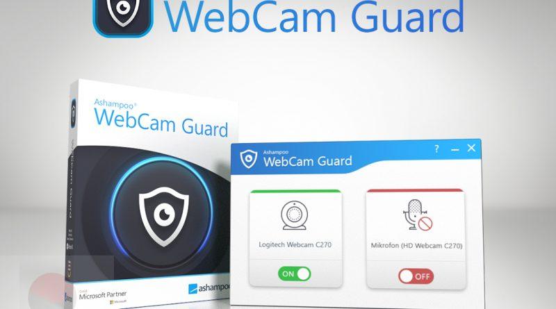 wafiapps.net.Ashampoo WebCam Guard works