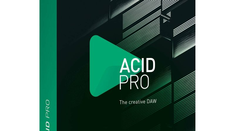 wafiapps.net_MAGIX ACID Pro 2020 Free Download