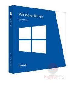 Windows 8.1 Pro May 2021